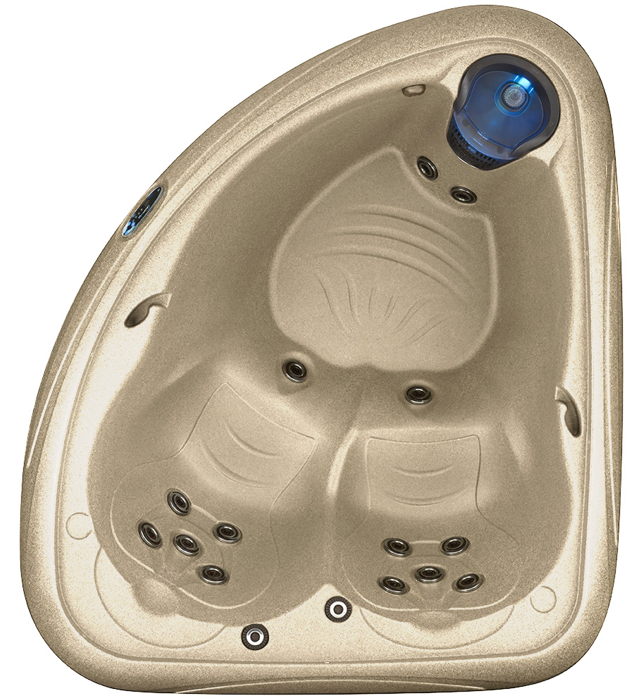 Fantasy Plug & Play 2 Person Hot Tub on